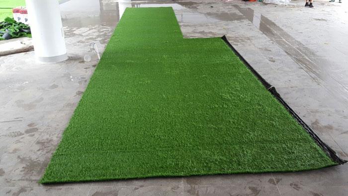 Sức hút của cỏ nhân tạo sân vườn 1