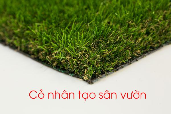 Bạn biết gì về cỏ nhân tạo? 1
