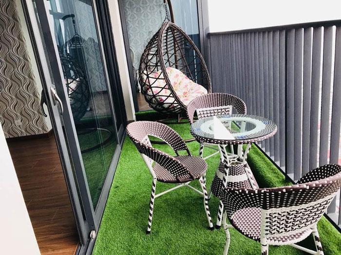Trang trí ban công, nhà ở nên dùng loại cỏ nào? 1