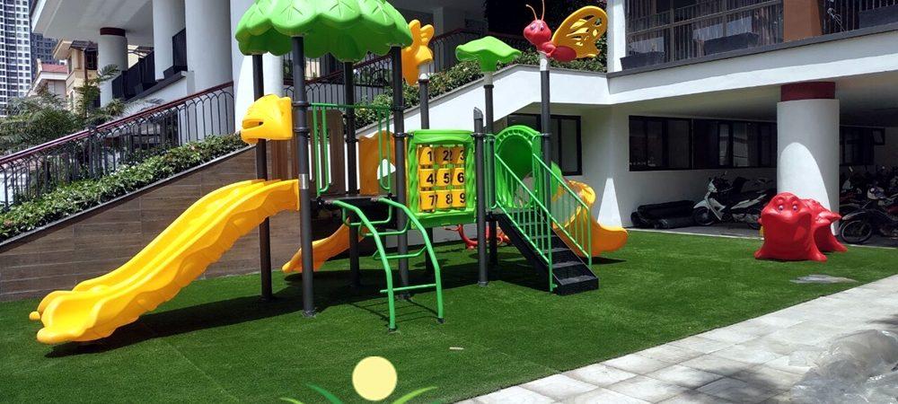 Dự án cụm sân chơi trường mầm non quốc tế Winston tại Bắc Ninh