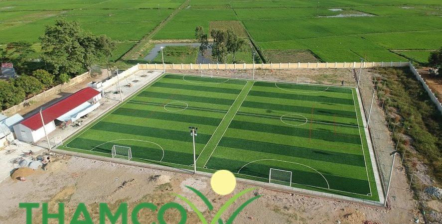 Dự án sân bóng đá trung tâm TDTT huyện Hoằng Hóa, Thanh Hóa