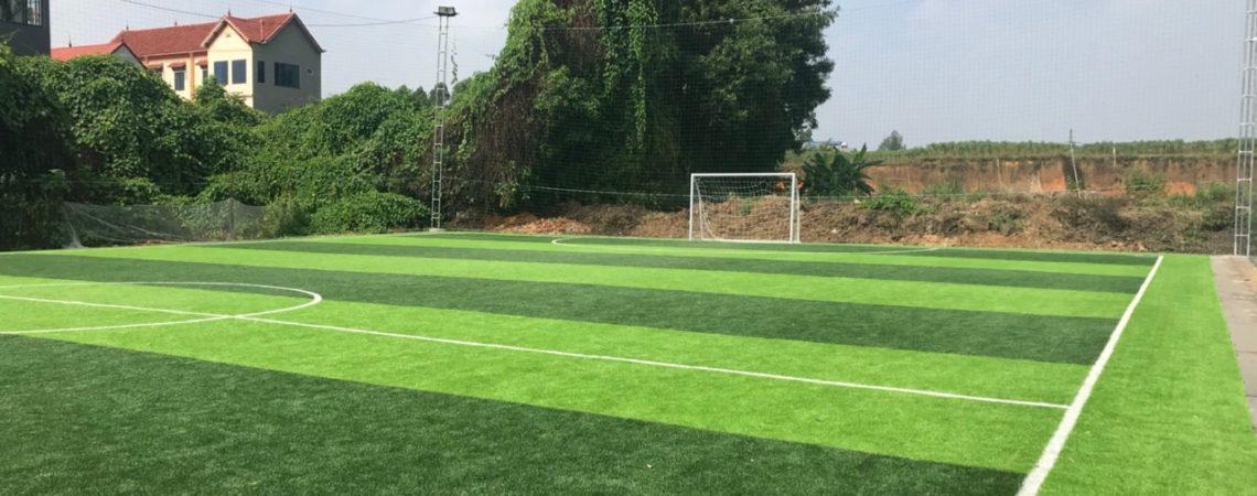 Dự án sân bóng đá Lập Thạch, Vĩnh Phúc