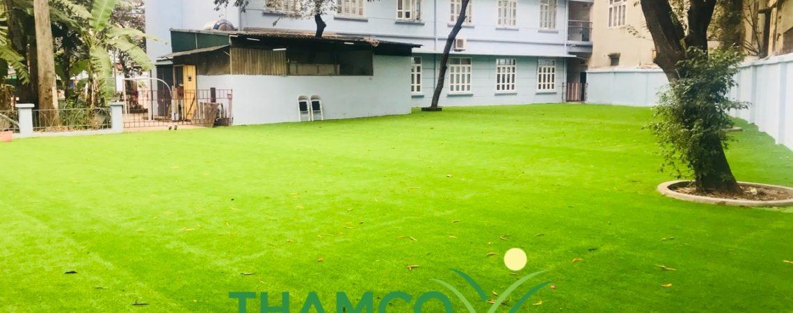 Dự án sân vườn trường tiểu học Thanh Lương quận Hai Bà Trưng, Hà Nội