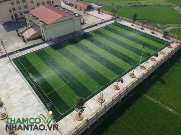 Dự án sân bóng đá cỏ nhân tạo tại Ủy ban nhân dân xã Đông Thọ, Yên Phong, Bắc Ninh