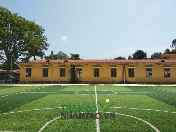 Dự án sân bóng đá cỏ nhân tạo tại Yên Thế, Bắc Giang