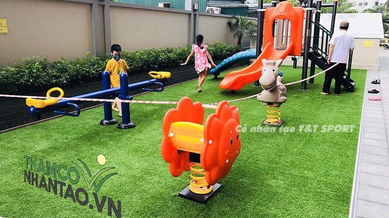 Dự án sân vườn chung cư Golden Park Cầu Giấy, Hà Nội